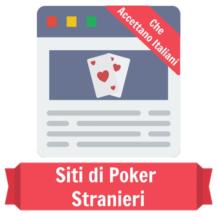 siti di poker stranieri