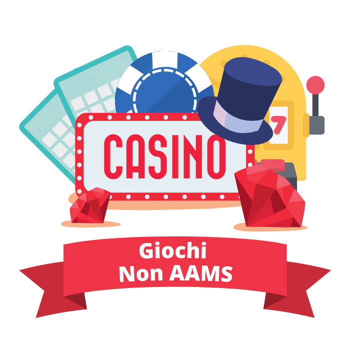 giochi da giocare nei casinò senza AAMS