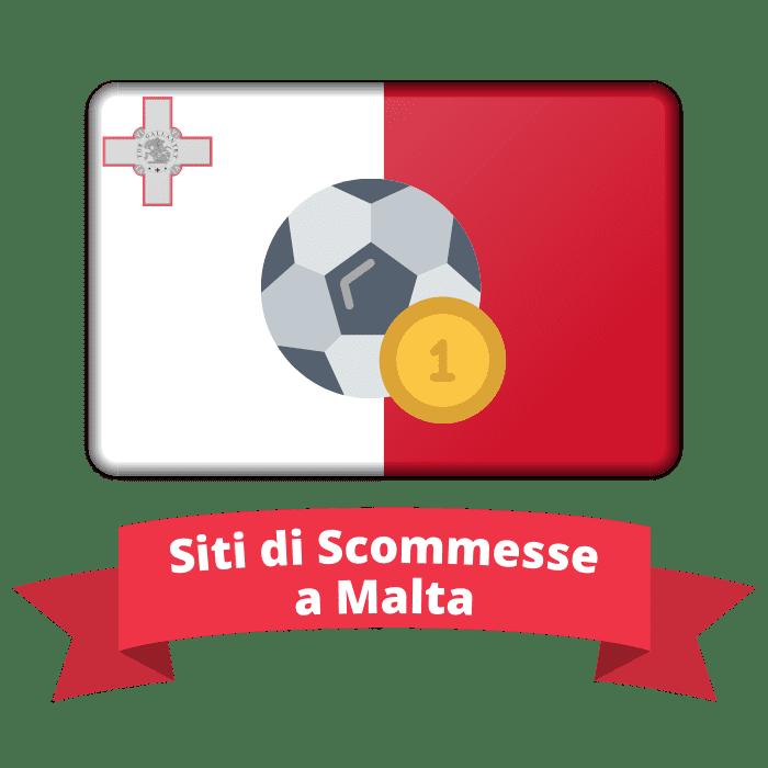 siti di scommesse a Malta