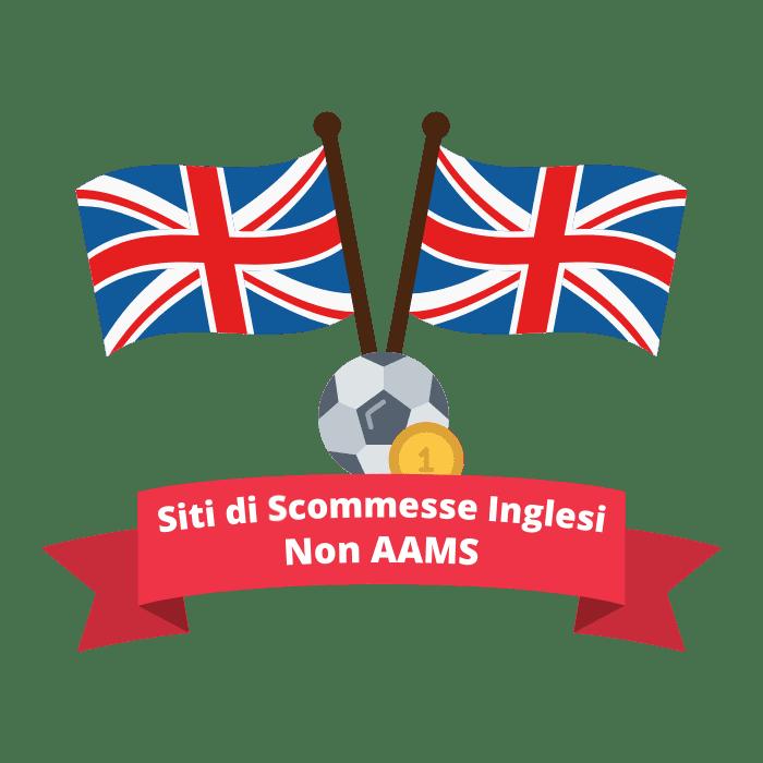 siti di scommesse inglesi non AAMS