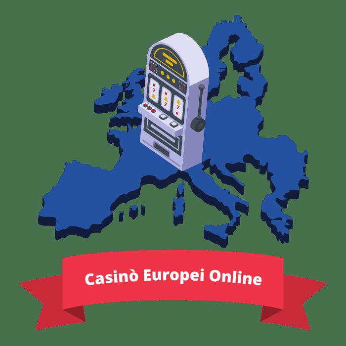 casinò online Europei