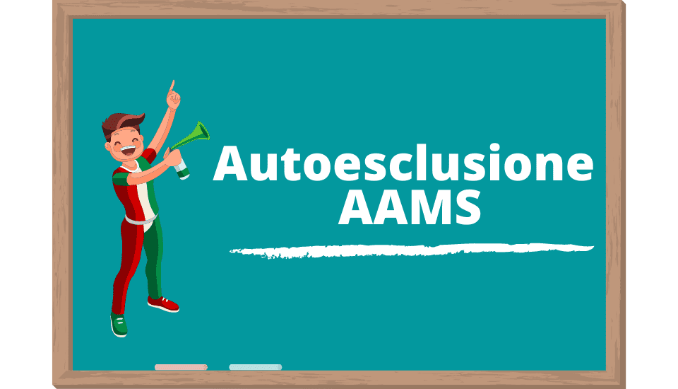 autoesclusione AAMS