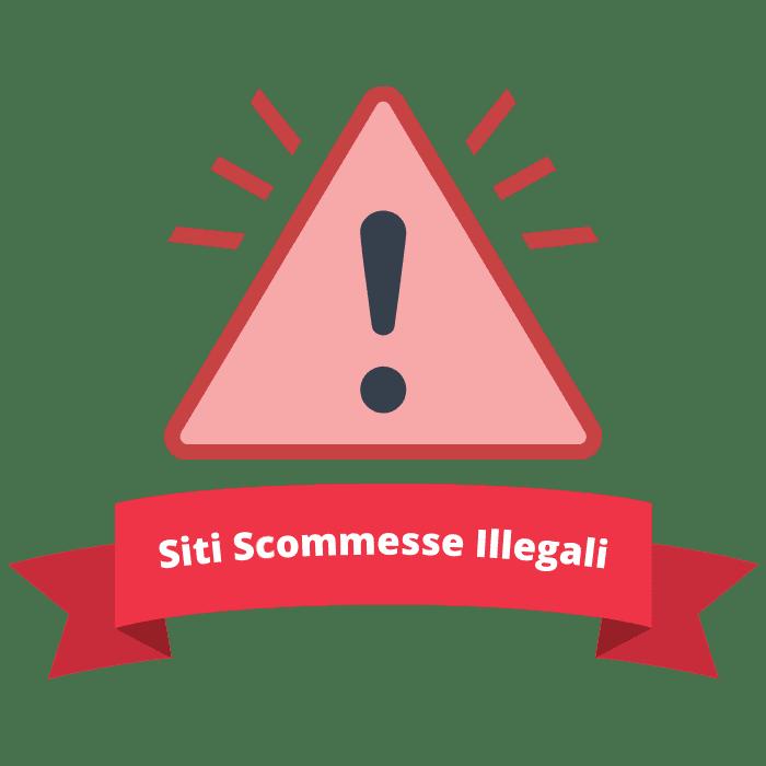 siti scommesse illegali