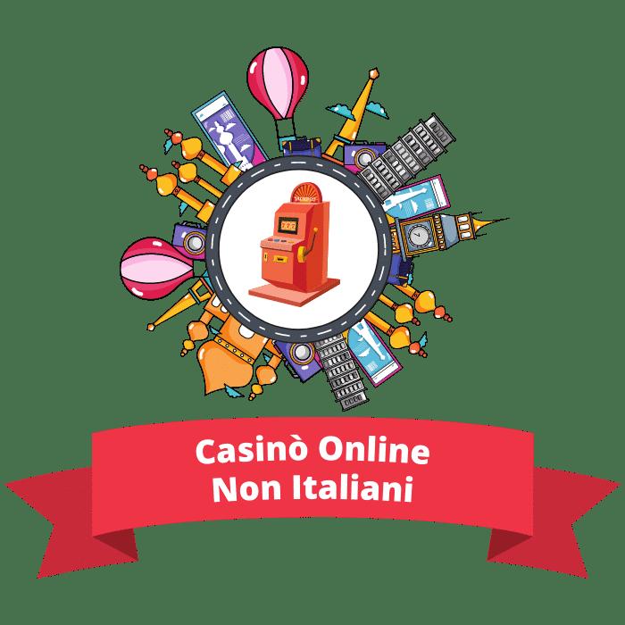casinò online non italiani