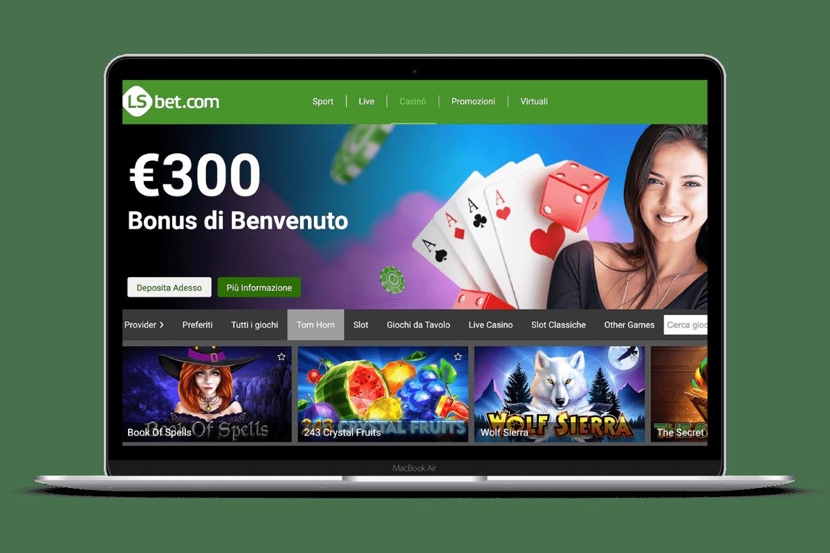 LSBet Casino: Giochi e Bonus