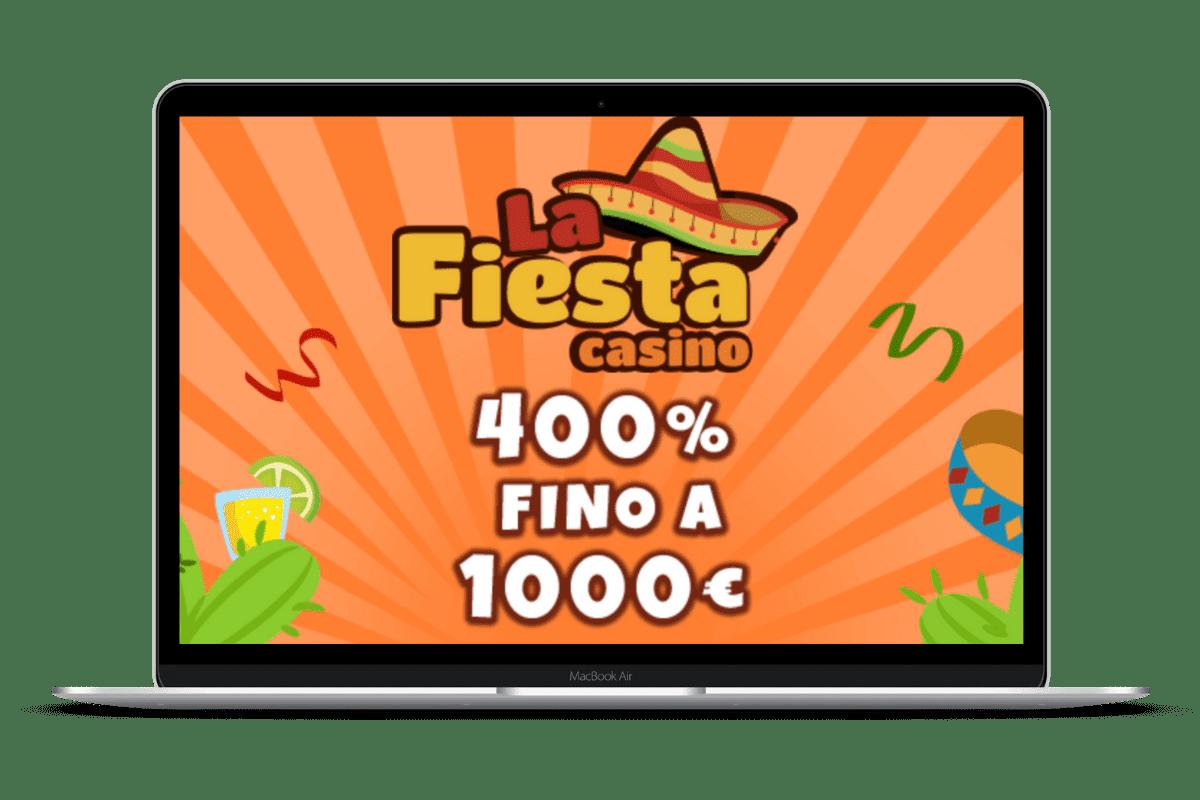 La Fiesta Casino: Giochi e Bonus