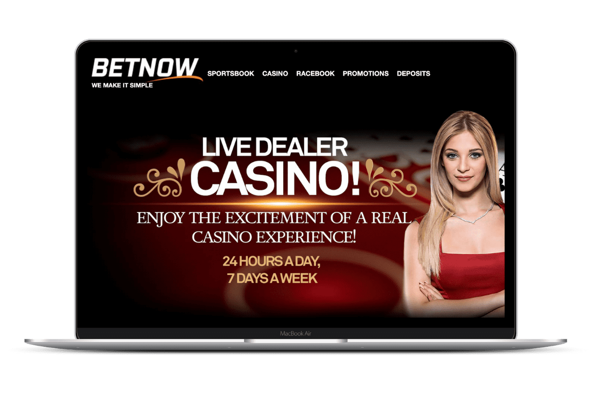 Betnow Casino: Giochi e Bonus