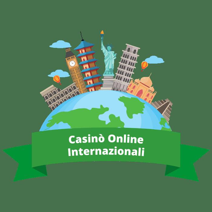 casino online internazionali